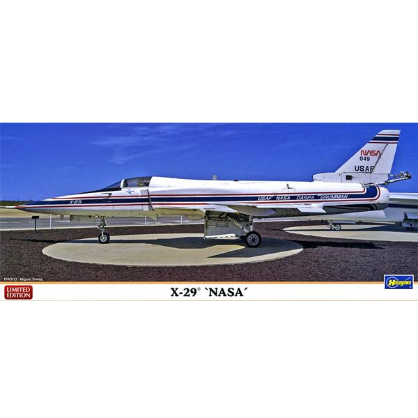 1/72 X-29 NASA [3월입고예정] [4967834022065]
