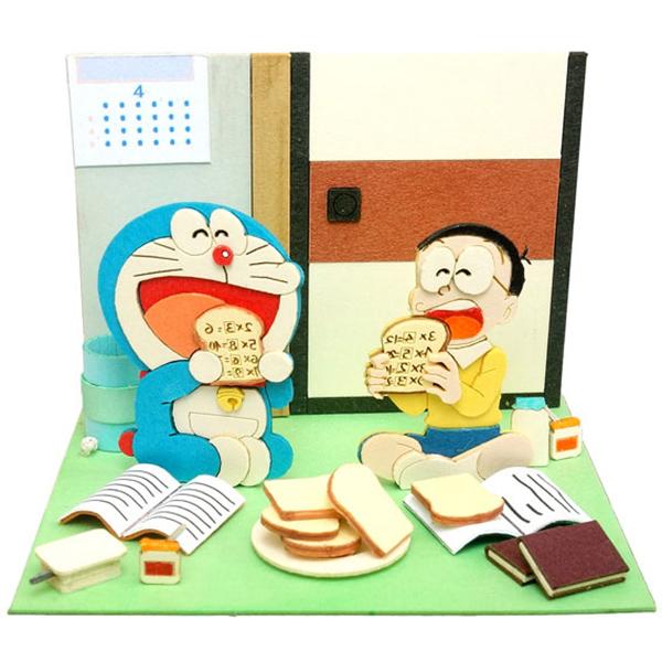 미니츄아트 키트 도라에몽 mini 암기빵 [8월입고완료] [4580236849728]