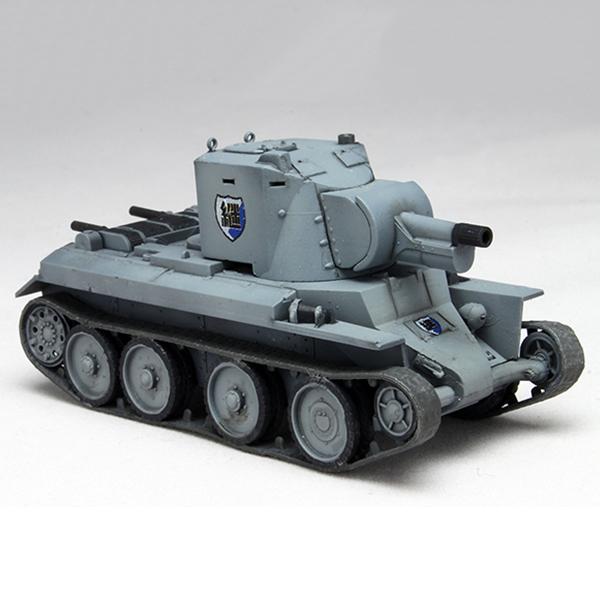 1/72 걸즈앤판처 최종장 - BT-42 돌격포 케이조쿠고교 설원에서의 싸움입니다! [4월발매/5월입고예정 [4545782075618]