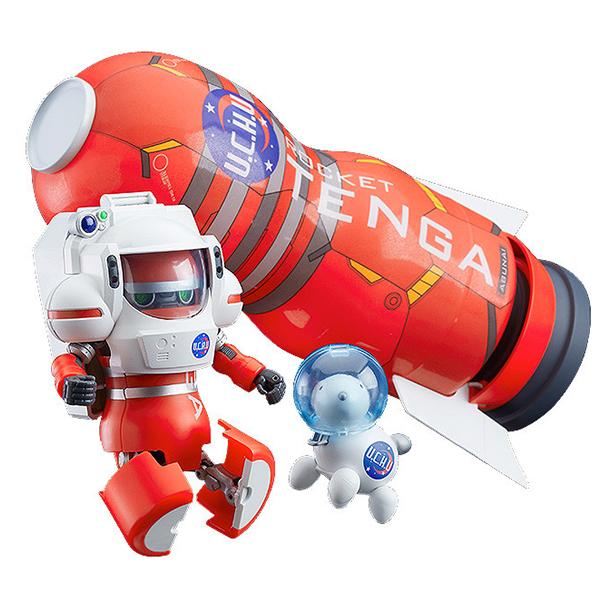 스페이스 텐가 로보 DX 로켓 미션 세트 [6월발매/7월입고예정][4580590141469]