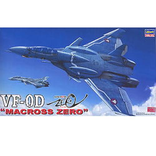 1/72 마크로스 제로- VF-0D  [7월입고완료] [4967834657182]